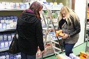 Potravinová banka každý týden nyní zásobuje desítky neziskovek v kraji.