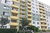 Dům seniorů na sokolovské Vítězné