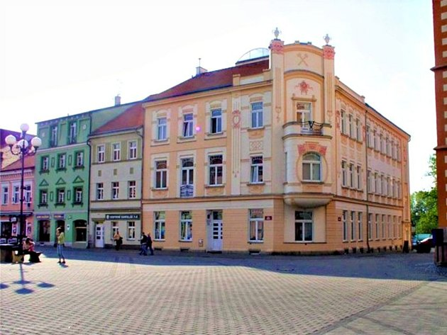 Základní umělecká škola Sokolov.