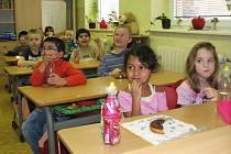 V CHODOVĚ dnes fungují dvě přípravné třídy. Dochází do nich celkem dvacet čtyři dětí.
