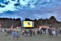 Letní kino na Michalu