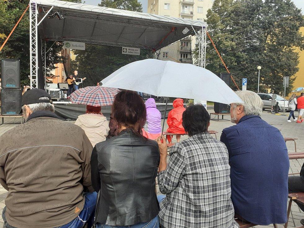 Den horníků oslavili v Sokolově hudbou i poutí
