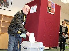 Jindřich Kreidl u prezidentských voleb
