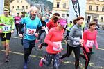 Běžci vyběhli na Kraslickou desítku pro Nadační fond Ještěřice.