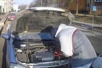 Páteční ráno jednoho ze sokolovských motoristů