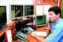 Všechny hovory na služebnu Městské policie v Chodově se nahrávají.