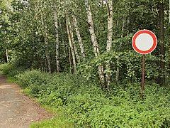 Zarostlý lesopark se změní v rekreačně-oddychový areál s parkovými úpravami a cestami pro pěší.