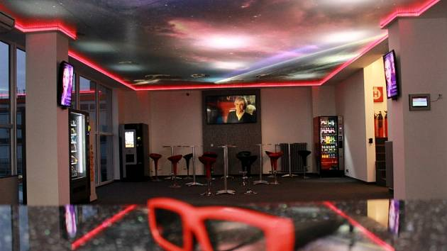 Kino prošlo před časem rekonstrukcí.