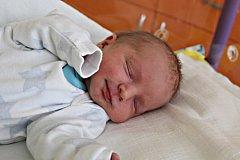 Viktor Provazník ze Sokolova se narodil 21.11.2017