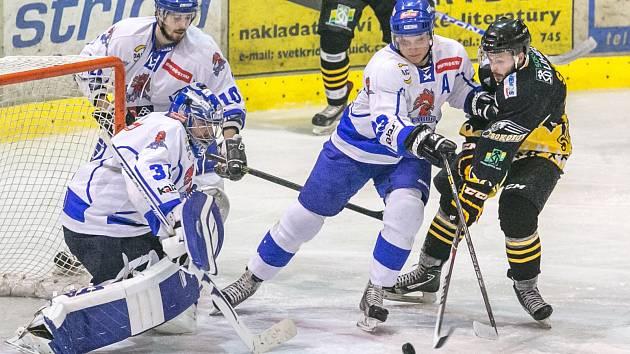 II. hokejová liga: HC Baník Sokolov vs. HC Tábor
