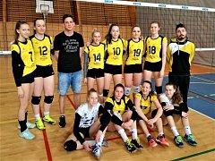 Juniorky BVC Chodov