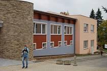 Multifunkční centrum v Březové