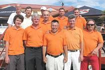 Golfové družstvo GS Sokolov