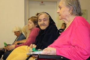 Ježíšek potěšil seniory