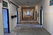 Práce v kynšperské věznici.
