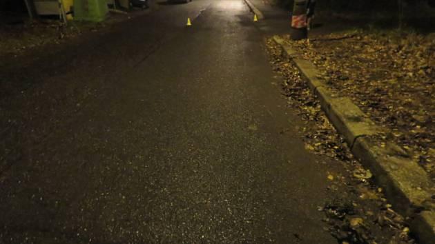 Policie hledá svědky nehody v Kraslicích.