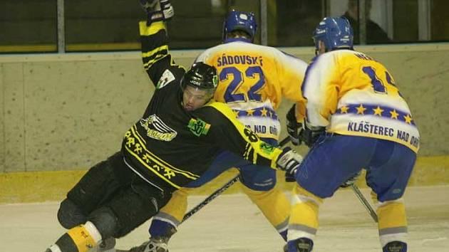 Hokejisté Sokolova mají o víkendu volno.