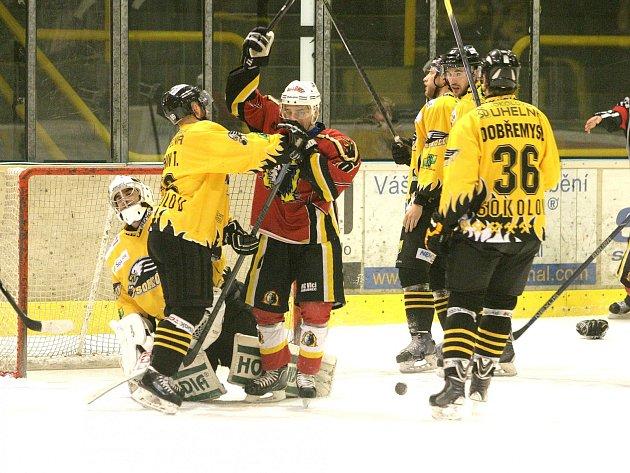 Hokej HC Baník Sokolov