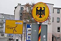 Bývalý hraniční přechod Kraslice – Klingenthal