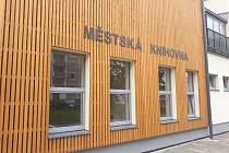 Městská knihovna v Sokolově.