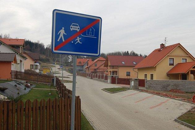 Dokončení vybudování inženýrských sítí v Bukovanech budou kolaudovat