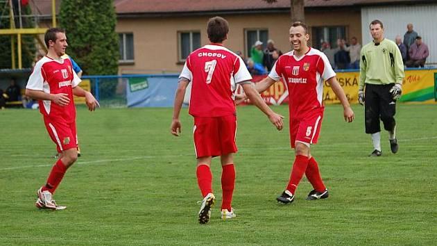 Divize: Spartak Chodov - SK Rakovník
