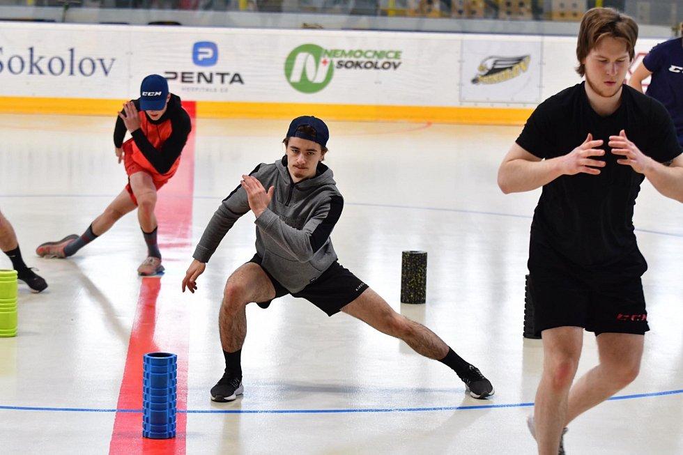 Hokejisté Baníku zahájili přípravu