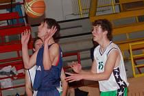 Oblastní přebor U19: BK Sokolov - Thermia Karlovy Vary B