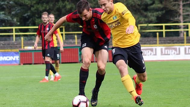 Fotbalová příprava: FK Baník Sokolov - Jiskra Domažlice 1:0