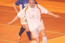 Futsalista Materie Richard Žiga.