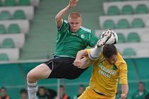 II. fotbalová liga : Most - Sokolov