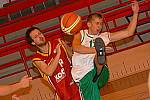 2. liga v basketbale můžů BK Sokolov - Písek