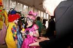 ZÁBAVA na maškarních karnevalech rozhodně nevázla. Užívali si úplně všichni, bez ohledu na věkovou kategorii.