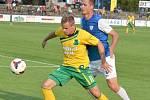 6. kolo Fotbalové národní ligy: FC MAS Táborsko - FK Baník Sokolov