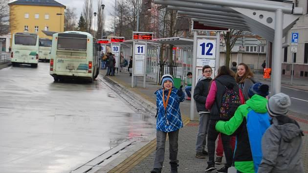 Dopravní terminál Sokolov
