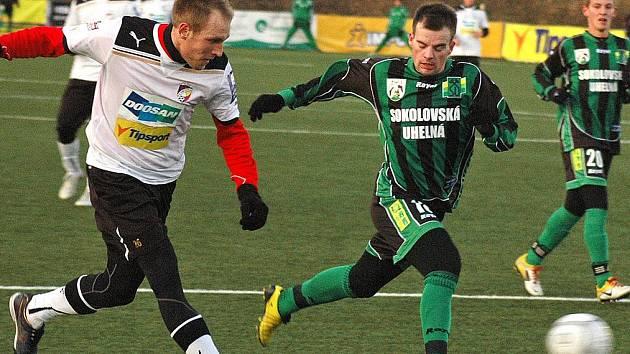 Tipsport liga: FK Baník Sokolov - FC Viktoria Plzeň