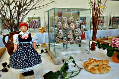 MALÍŘKY vyrábí stále nové a nové kraslice. K vidění budou na výstavě Kraslice v Kraslicích.