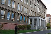 Bývalá škola v Sokolovské ulici
