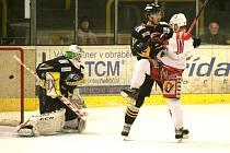 II. hokejová liga: Baník Sokolov - Lední Medvědi Pelhřimov