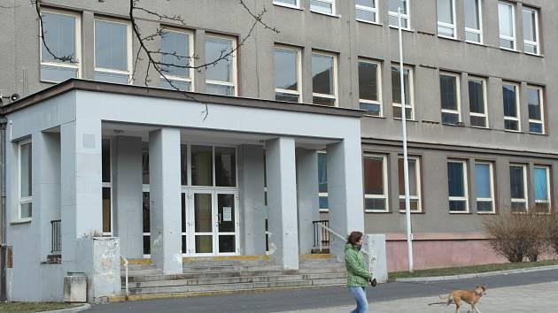 Zrušená škola v Sokolovské ulici