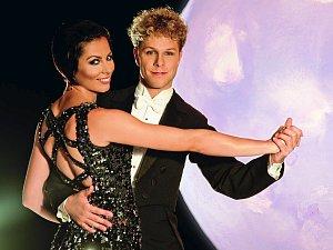 Druhou taneční partnerkou Jana Ondera ve StarDance byla bývalá tyčkařka Kateřina Baďurová.