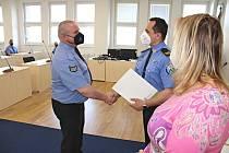 Městská policie Sokolov bude mít nově hodnosti.