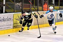 Play off druhé hokejové ligy, Baník Sokolov - Vrchlabí