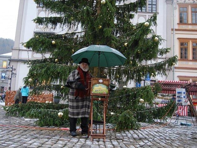 Staročeské Vánoce v Lokti