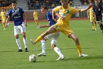 II. fotbalová liga: FK Baník Sokolov- FK Ústí nad Labem