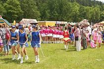 Letní slavnosti v Kynšperku nad Ohří