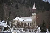 Evangelický kostel v Kraslicích