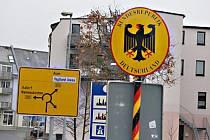 Hranice mezi Kraslicemi a Klingenthalem