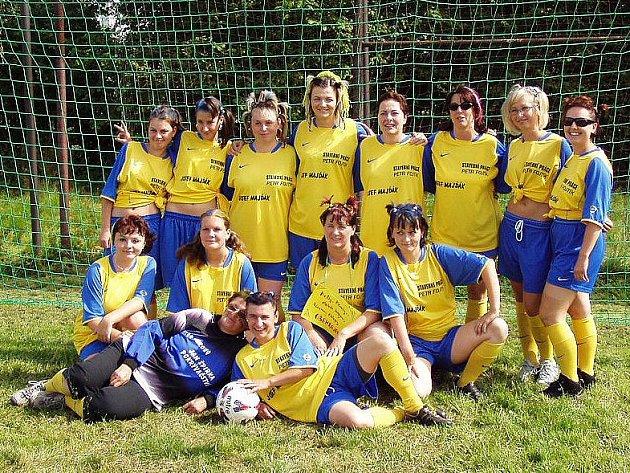 Družstvo žen Jindřichovic