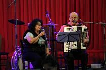 Setkání harmonikářů v Březové slavilo 15. výročí.